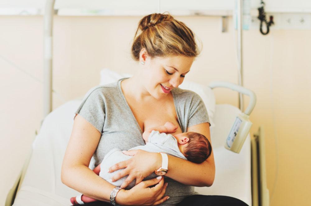 Ontzwangeren Dit Doet Je Lichaam Na De Bevalling Ouders Van Nu