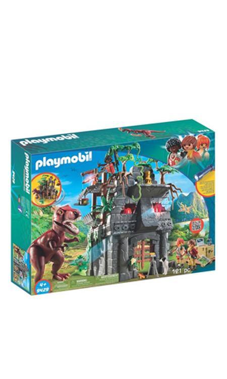PLAYMOBIL Dinos Basiskamp