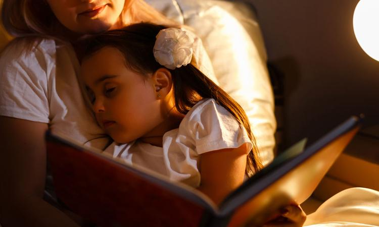 Slaapverwekkend voorleesboek is een grote hit onder ouders