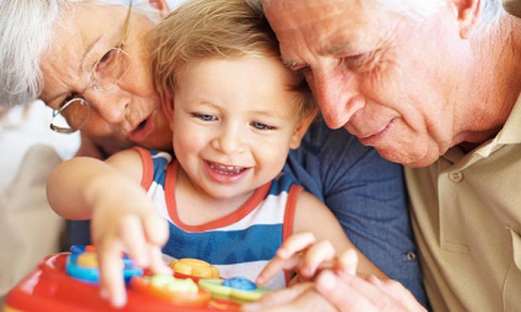 Grootouders die je kind volstoppen met junkfood, hoe ga je daarmee om?