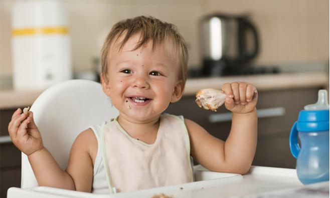 Hoeveel vlees heeft een kind dagelijks nodig?