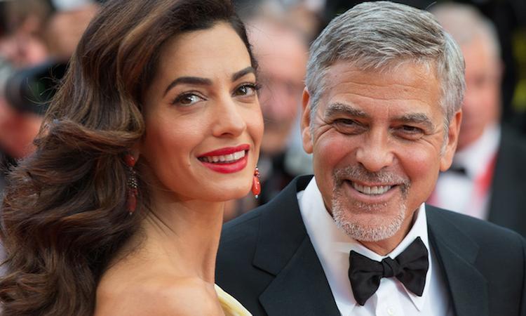 De Clooney-tweeling is er!