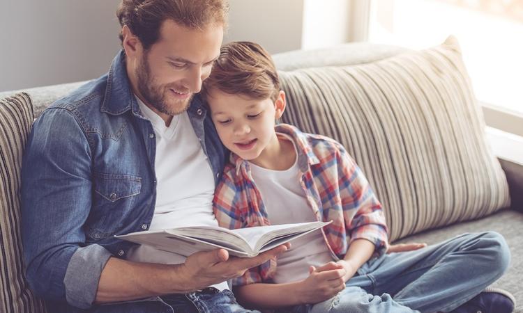 4x Zo zorg je ervoor dat je kind het leuk vindt om te lezen