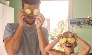 Vindt je kind groente maar vies? Probeer het dan eens zo!