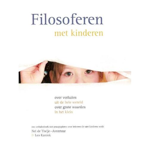 Boek filosoferen met kinderen