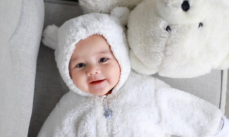 14x zo komt je baby lekker warm de winter door