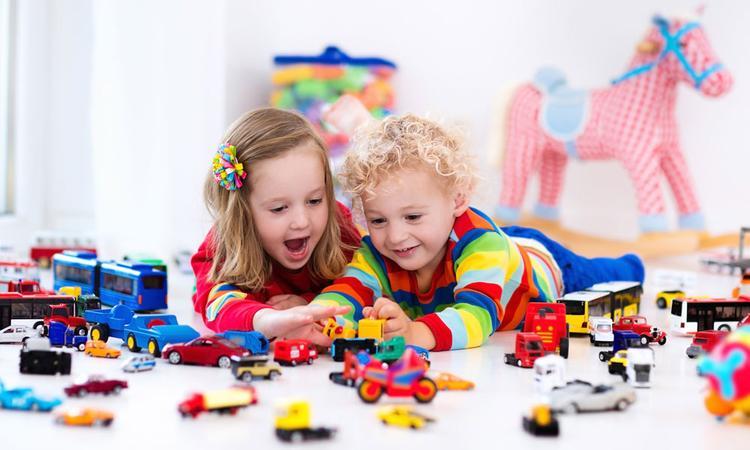 Bewezen: te veel speelgoed is niet goed voor kinderen (en dit is de reden)