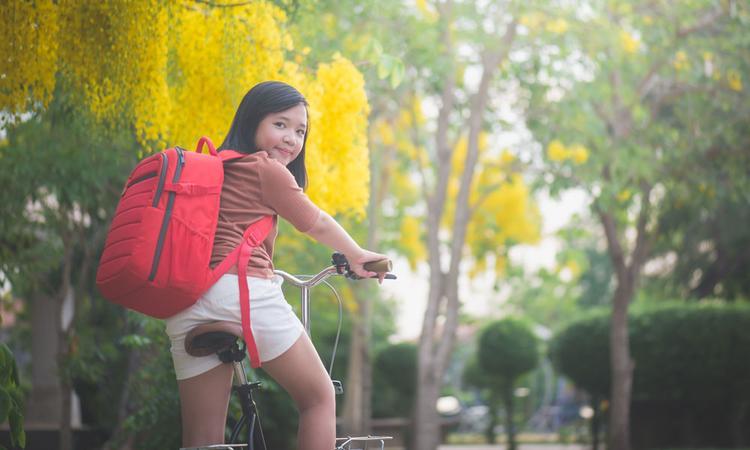 Veilig Verkeer Nederland: 'Oefen de fietsroute met je kind'