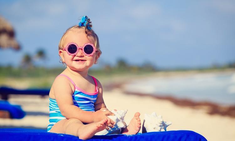 Welke zonnebrandcrème voor baby en kind?