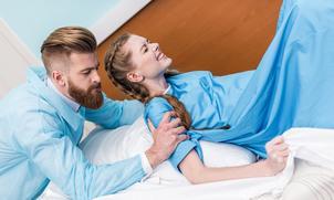 Persen tijdens de bevalling: hoe gaat dat?