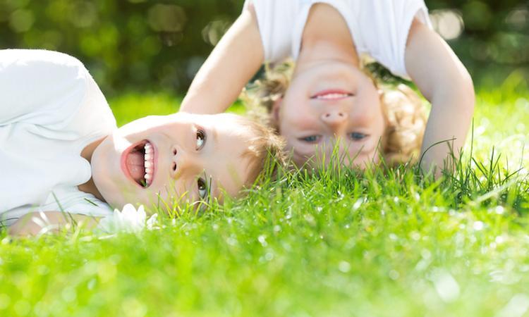 Kinderyoga: 6 oefeningen