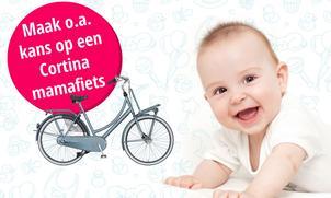 De Verkiezing Vrolijkste Baby van het Jaar: meedoen kan nog!