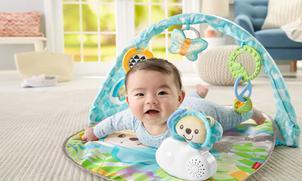6x waarom een babygym leuk is voor een baby