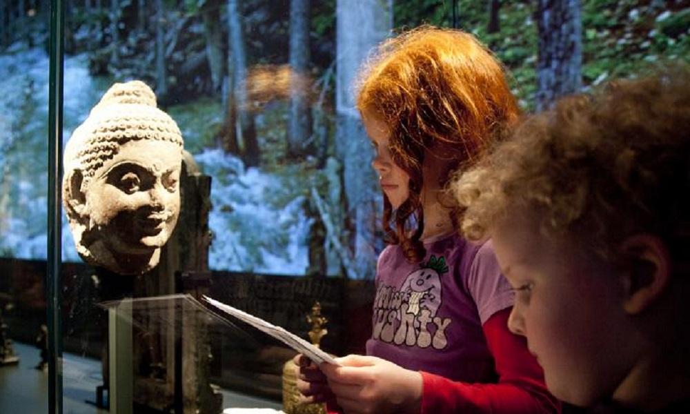 Museum Volkenkunde - Kidsproof.nl