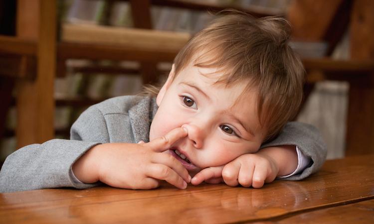 Daarom is neuspeuteren gezond voor je kind