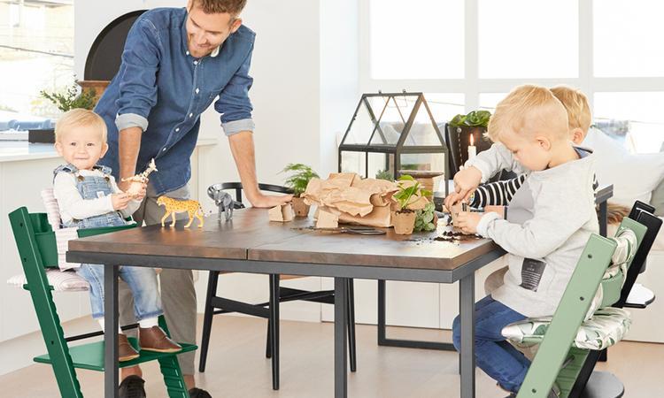 Schrijf je in bij Babypark en maak kans op een Stokke® Tripp Trapp® t.w.v. € 179