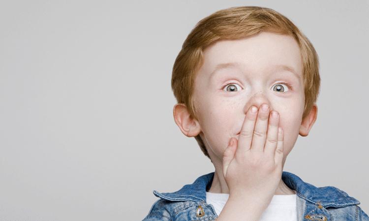 Je kind op een leugen betrappen: het valt niet mee