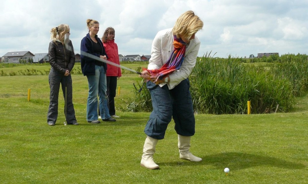 Pitch and Putt - Kidsproof.nl