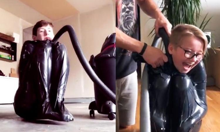 vacuum challenge