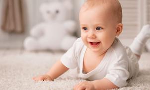 De overgangsreflexen van je baby