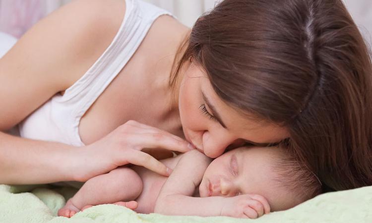 Moedergevoelens ontwikkelen