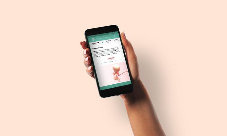 Hoe werkt de Zwanger & Baby app van Ouders van Nu?