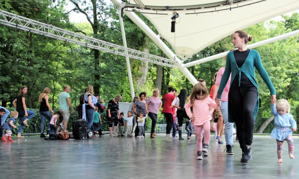 Openluchttheater Zuiderpark Den Haag - Kidsproof.nl