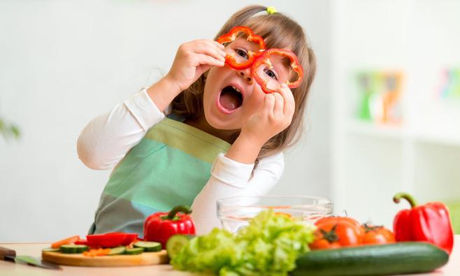 wat moet je eten als je vegetarisch bent