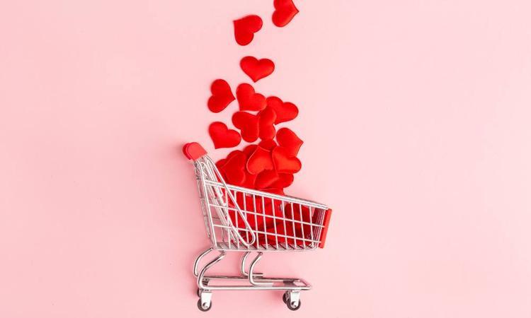 Aanbiedingen Valentijnsdag
