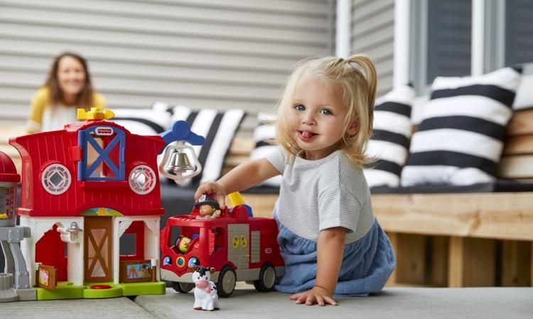 Het leukste speelgoed voor kinderen van 1 tot 4 jaar