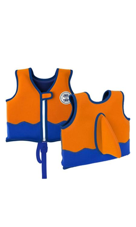 Zwemvest Baby & Peuter - Drijfvest kind - Sharky 1-2 jaar / 11-15 kg