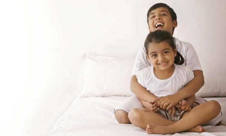 Onderzoek bewijst: het tweede kind is vaak meest 'irritant'