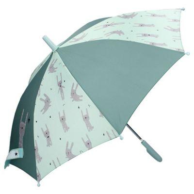 Regen items paraplu Kidzroom mint