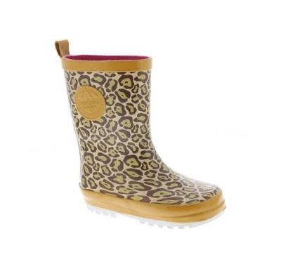 regenlaarzen luipaardprint
