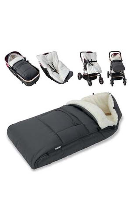 Voetenzak Voor in Kinderwagen of Autostoel