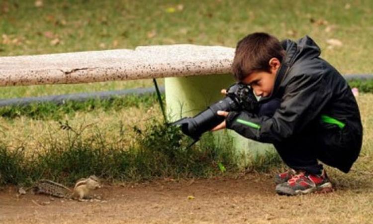 Fotoserie: 9-jarige natuurfotograaf wint prijs