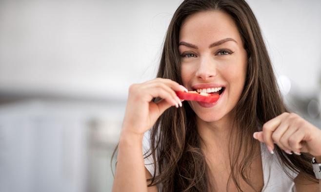 Rauwe groenten en fruit tijdens je zwangerschap