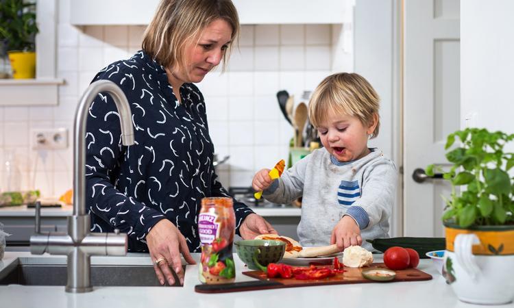 Lust je kind (bijna) geen groenten? Zó wel!
