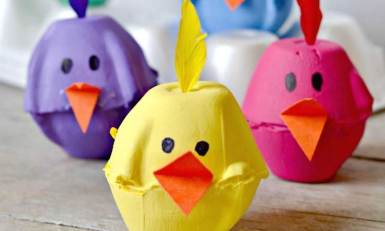 10x de leukste knutselideeën om met Pasen te maken