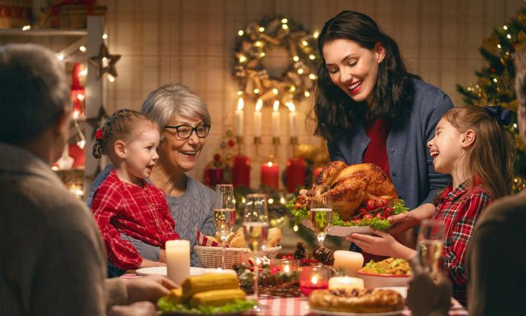 kinderen langer aan kersttafel laten zitten