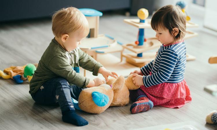 10x zo weet je dat je peuter klaar is voor het kinderdagverblijf of de peuterspeelzaal