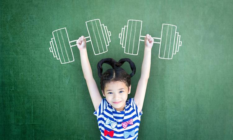 Zo ontwikkelt je kind een positief zelfbeeld