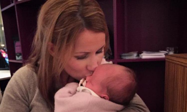 Noorse moeder deelt unieke babyfoto
