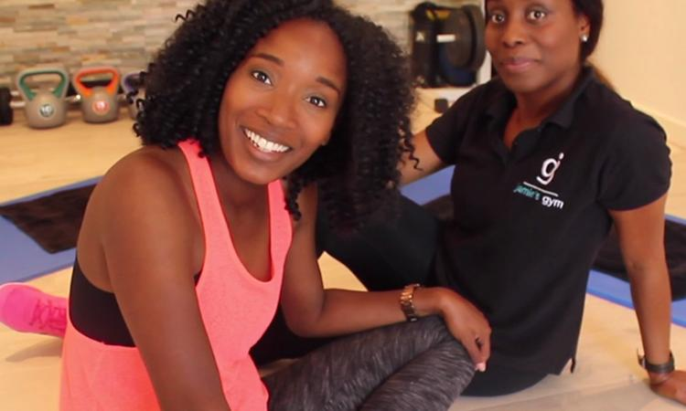 Happy Healthy Mama - Hoe blijf je fit tijdens je zwangerschap?
