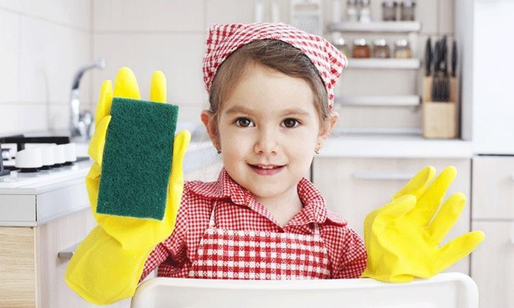 'Van huishoudelijke klusjes wordt je kind later succesvol'