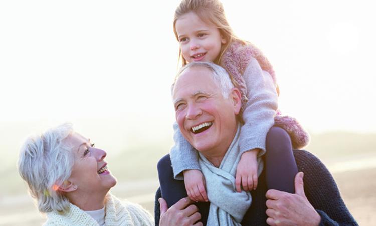 Rol van opa en oma in de opvoeding