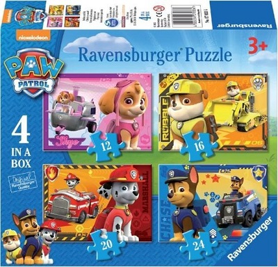Ravensburger puzzel Paw Patrol