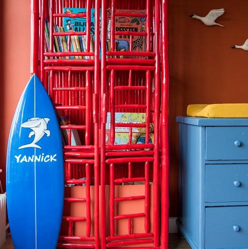Kinderkamer Yannick