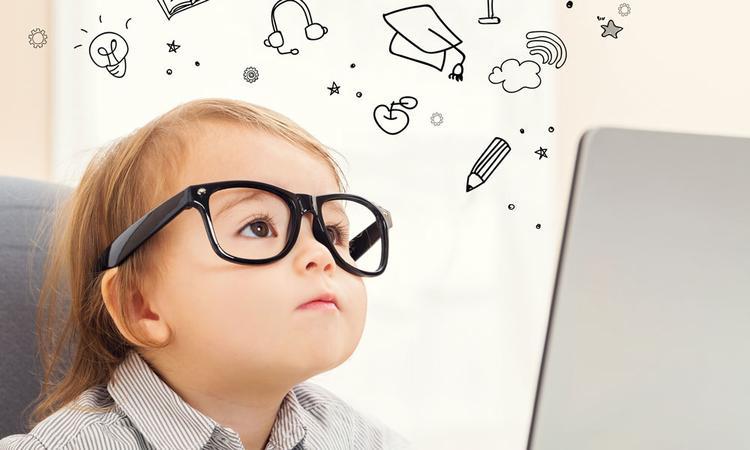 'Hoe ouder de vader, hoe 'nerdier' het kind (vooral als het een zoon is)'