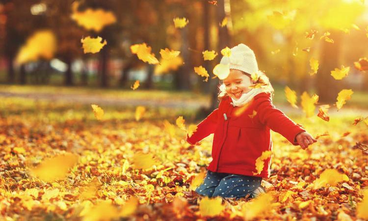 Waarom de herfst een topseizoen voor kinderen is